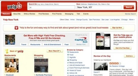5 Steps to Fix a Bad Yelp Review | Flowtown | Public Relations & Social Media Insight | Scoop.it