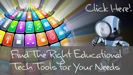 Top Tech Tools for School Administrators and Teachers - EdTechReview™ (ETR) | Leave Those Kids Alone! | Scoop.it