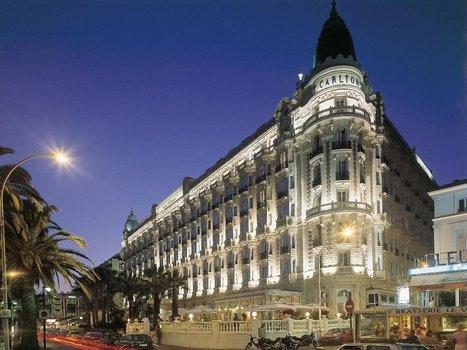 Intercontinental Carlton Cannes - Visite virtuelle Luxe | InterContinental Carlton Cannes | Scoop.it