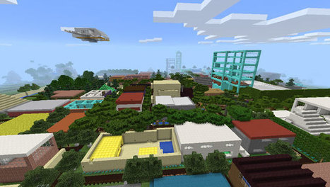 Lingville City Map for Minecraft PE - Minecraft PE | Minecraft New | Scoop.it