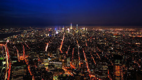 This New York Project Fuses Energy Microgrids With Blockchain Technology | Solar Energy projects & Energy Efficiency | Scoop.it