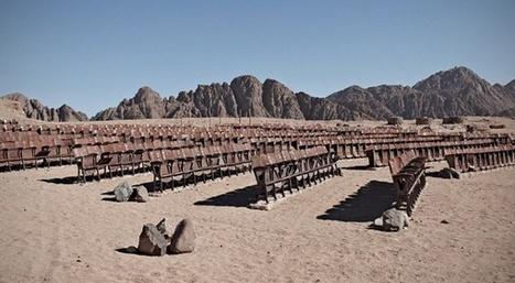 Le cinéma abandonné dans le Sinaï a été détruit | Égypt-actus | Scoop.it