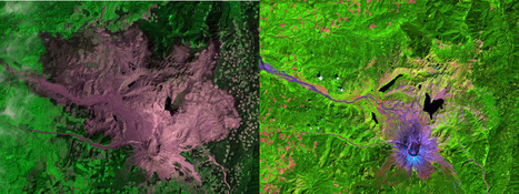 A Landsat 8 Yearbook: Earth Images for Everyone   Science Features   Remote Sensing   Scoop.it