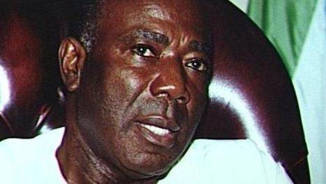 Sierra Leone's war leader dies   African News   Scoop.it