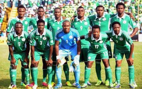 Equipe du Nigeria - Coupe du monde - Brésil 2014 | Coupe du monde - Brésil 2014 | Scoop.it