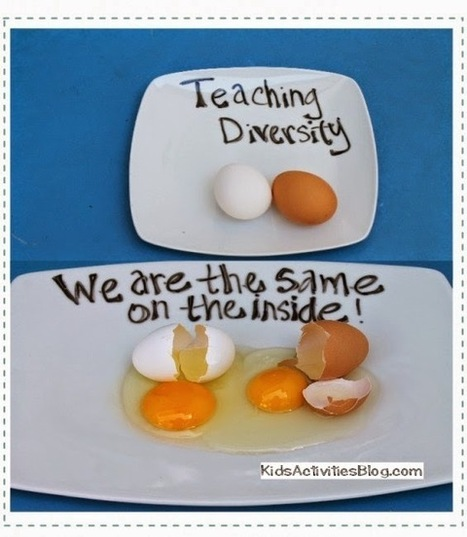 Jewish Special Needs Education: Removing the Stumbling Block: Teaching Diversity AND Inclusion – The Egg Activity | Jewish Disability Awareness and Education | Scoop.it