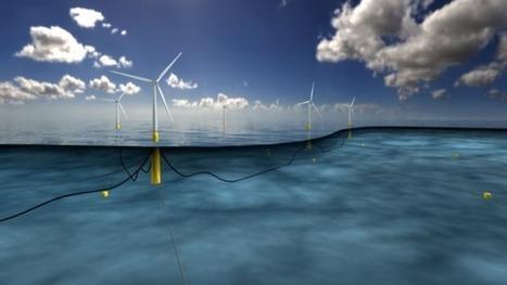 World's biggest floating wind farm approved in Scotland   UK Energy Efficiency @fuelpovertyuk   Scoop.it