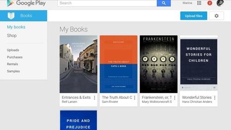 Os livros digitais do futuro? – O retorno | Biblioteca | Scoop.it
