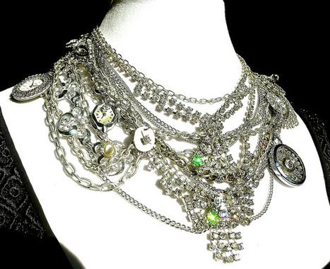 """Nile Corp. Blog : What are """"Statement Necklaces""""? 