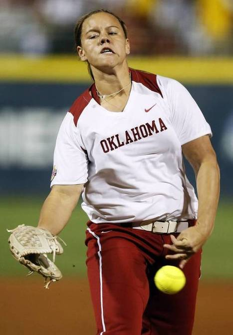 OU's  Ricketts Throws No-hitter; Longhorns Next Tonight on ESPN   Sooner4OU   Scoop.it