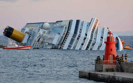 Costa Concordia: coast guard to captain: 'Get back on board the ship!' - Telegraph | Petroleum Terminal and Shipping English | Scoop.it