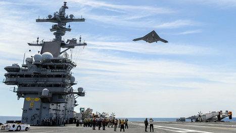 Navy considers 3D-printing future fleets of drones — RT USA   TECHNOCRACY   Scoop.it