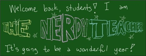 The Nerdy Teacher: The Epic Evernote Experiment: Week 1 #edchat | School Psychology in the 21st Century | Scoop.it
