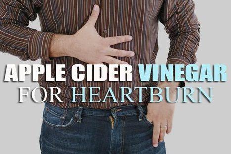How to use apple cider vinegar for heartburn – 3 best methods | WikiYeah | Scoop.it