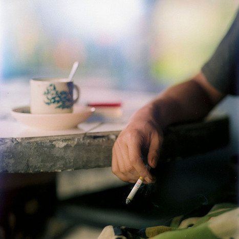 Shooting Film: Coffee and Cigarettes | Still Alive Analog Photography | Scoop.it