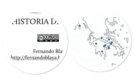 CCL: UN POCO DE HISTORIA Y GEOGRAFÍA DE GRECIA PARA EMPEZAR... | Griego clásico | Scoop.it