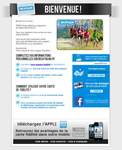 Comment créer son email de bienvenue - Emailing.biz | Emarketing | Scoop.it