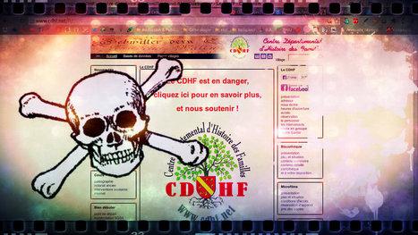 Le Centre Départemental d'Histoire des Familles est en danger ! | Rhit Genealogie | Scoop.it