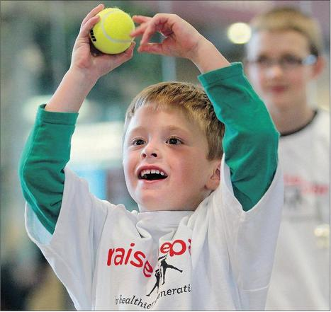 Researchers to tackle 'physical literacy' of kids | Physical Literacy | Scoop.it