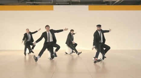 VIDEO: First Look - OK GO Unveils Video for 'I Won't Let You Down' | The Branding of Indie Music | Scoop.it