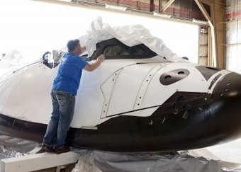 Dream Chaser unwrapped | The NewSpace Daily | Scoop.it