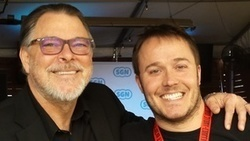SCREEN | STAR TREK Legend Jonathan Frakes | May 2015 Stories | Digital filmaking | Scoop.it