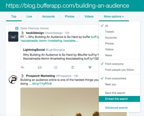 Does Twitter's New Share Button Mean Less Sharing? The Data Suggests So: Here's What You Can Do About It | Social Media Marketing Strategies | Scoop.it