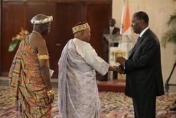 Côte d'Ivoire: Les députés adoptent le statut des rois et chefs ... - Koaci | La Mémoire en Partage | Scoop.it