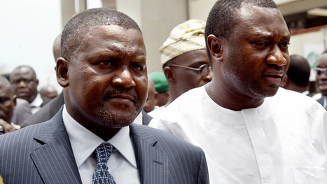 Africa's richest man Dangote plans $16bn investment push - Mail & Guardian Online | MAINLY NIGERIA | Scoop.it