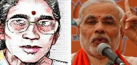 I am grateful to Modi that he has accepted me as his wife: Jashodaben | India News | Scoop.it