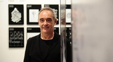 Los PROCESOS CREATIVOS en El_Bulli: Ferran Adrià. Auditando el proceso creativo | Aisthesis | Scoop.it