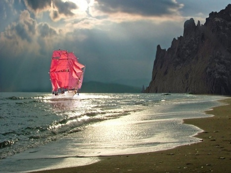Алые паруса Веры, Надежды и Любви | FreeSharePhotos | Free Share Photos | Scoop.it