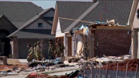 Explosion in northwest Oklahoma City destroys one house, damages four others | Utility Damage Prevention | Scoop.it