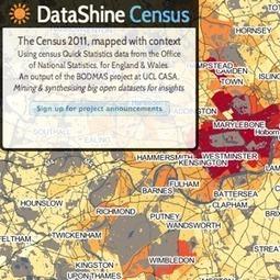 DataShine: Census | Maps | Scoop.it
