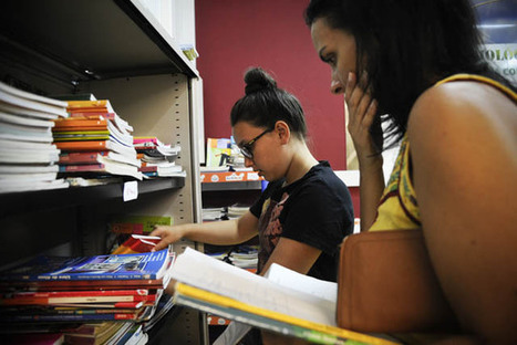 4 Ways to Get Free College Textbooks | Postsecondary Transition | Scoop.it