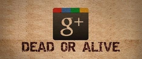 Google+ : allô, y'a quelqu'un ?   Digital Martketing 101   Scoop.it