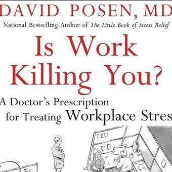 'Is Work Killing You?' Downsizing Takes Toll by Upsizing Stress