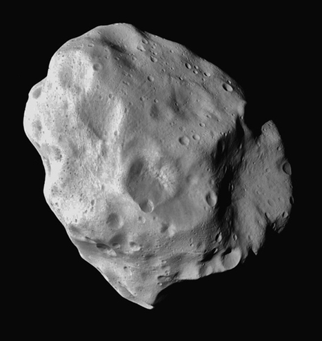 A Physics Outsider Says NASA Asteroid Scientists Are All Wrong. Is He Right? (Spoiler: No) | Φυσικοί και Φυσική από το διαδίκτυο | Scoop.it