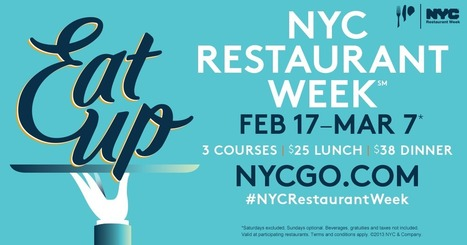 NYC Restaurant Week | FOODIE FREAKS & GEEKS | Scoop.it