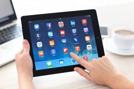 Best iPad Apps In The Classroom For Beginners | Go Go Learning | Scoop.it