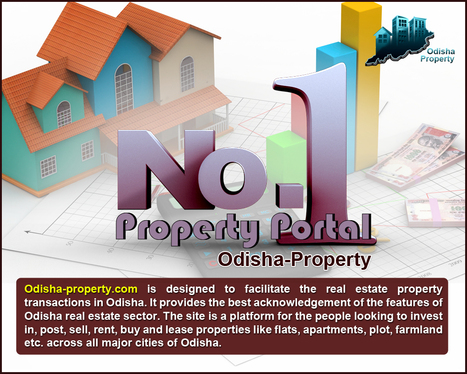 Odisha-property The Best Property Listing Portal in Odisha. | Real Estate Property Portal | Scoop.it