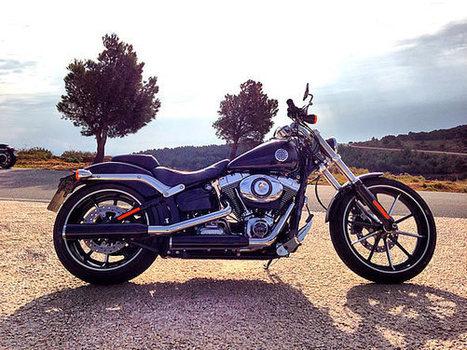 (lifestyle) Pour ses 110 printemps, Harley-Davidson s'offre un Breakout - Presse-citron (Blog) | Mode | Scoop.it