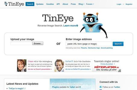 TinEye Reverse Image Search | Social media kitbag | Scoop.it