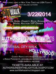 Authors Under the Lights Booksigning and Charity Event - elenadillon.com | elenadillon.com | Romance Writing | Scoop.it