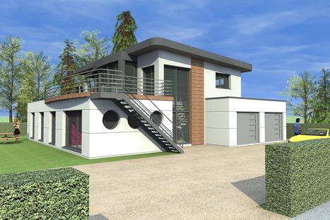 Expression Architecture, le spécialiste de la maison d'architecte | Conseil construction de maison | Scoop.it
