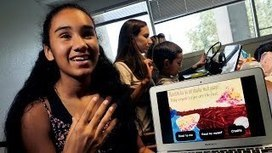 Apps and games help preserve Chukchansi language | Education | FresnoBee.com | Anytime Anywhere Learning | Scoop.it