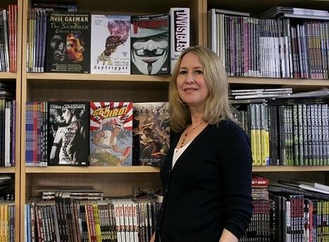 Karen Berger to Leave DC Comics' Vertigo Imprint in 2013 | Be Bright - rights exchange news | Scoop.it