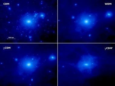 Interactive dark matter could explain Milky Way's missing satellite galaxies   Amazing Science   Scoop.it