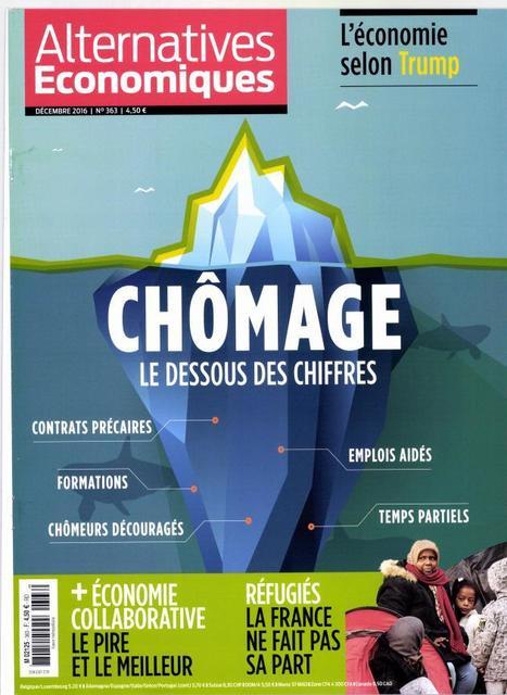 Alternatives économiques n°363 - décembre 2016   revue de presse cdi lycée sacré coeur   Scoop.it