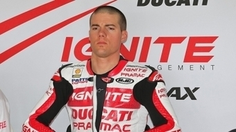 Spies Faces Dilemma. | Ductalk Ducati News | Scoop.it